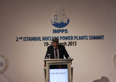 II. Istanbul Nuclear Power Plants Summit 2015-45